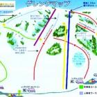 ちくさスキー場マップ